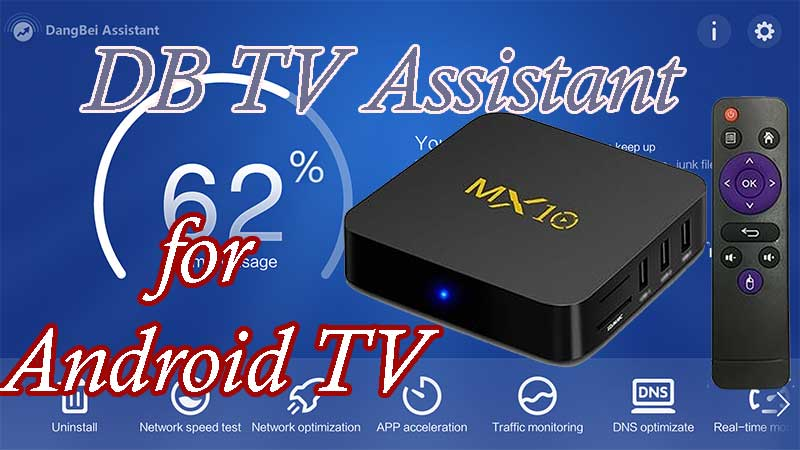 DB TV Assistant Android TV