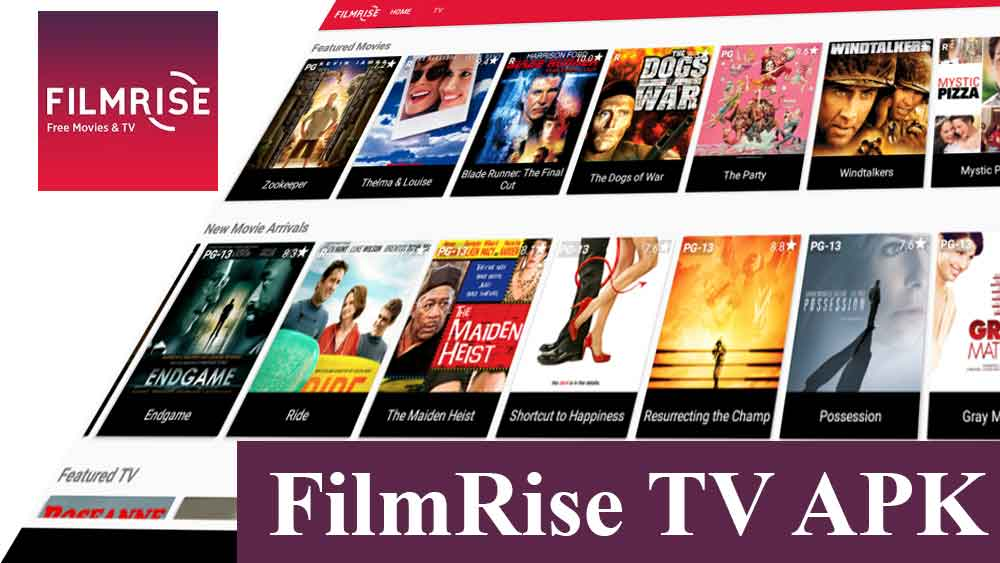 FilmRise TV APK download